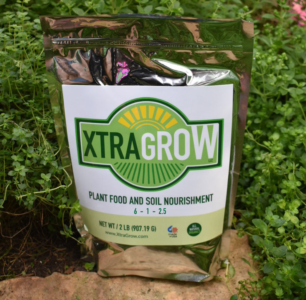 Premium Organic Plant Based Fertilizer Video Xtragrow in plants grown with Xtragrow 2