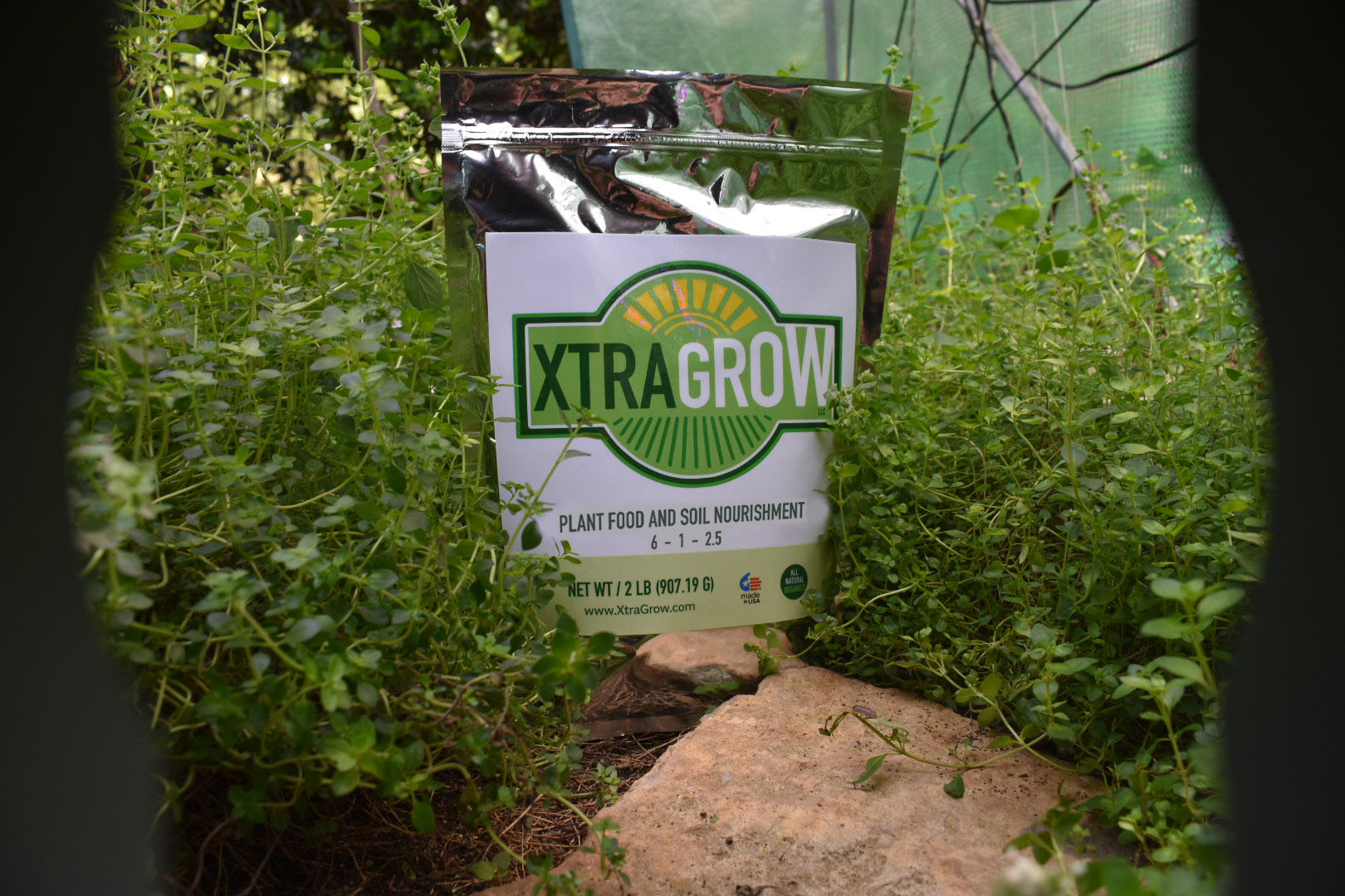 Premium Organic Plant Based Fertilizer Video Xtragrow in plants grown with Xtragrow 1