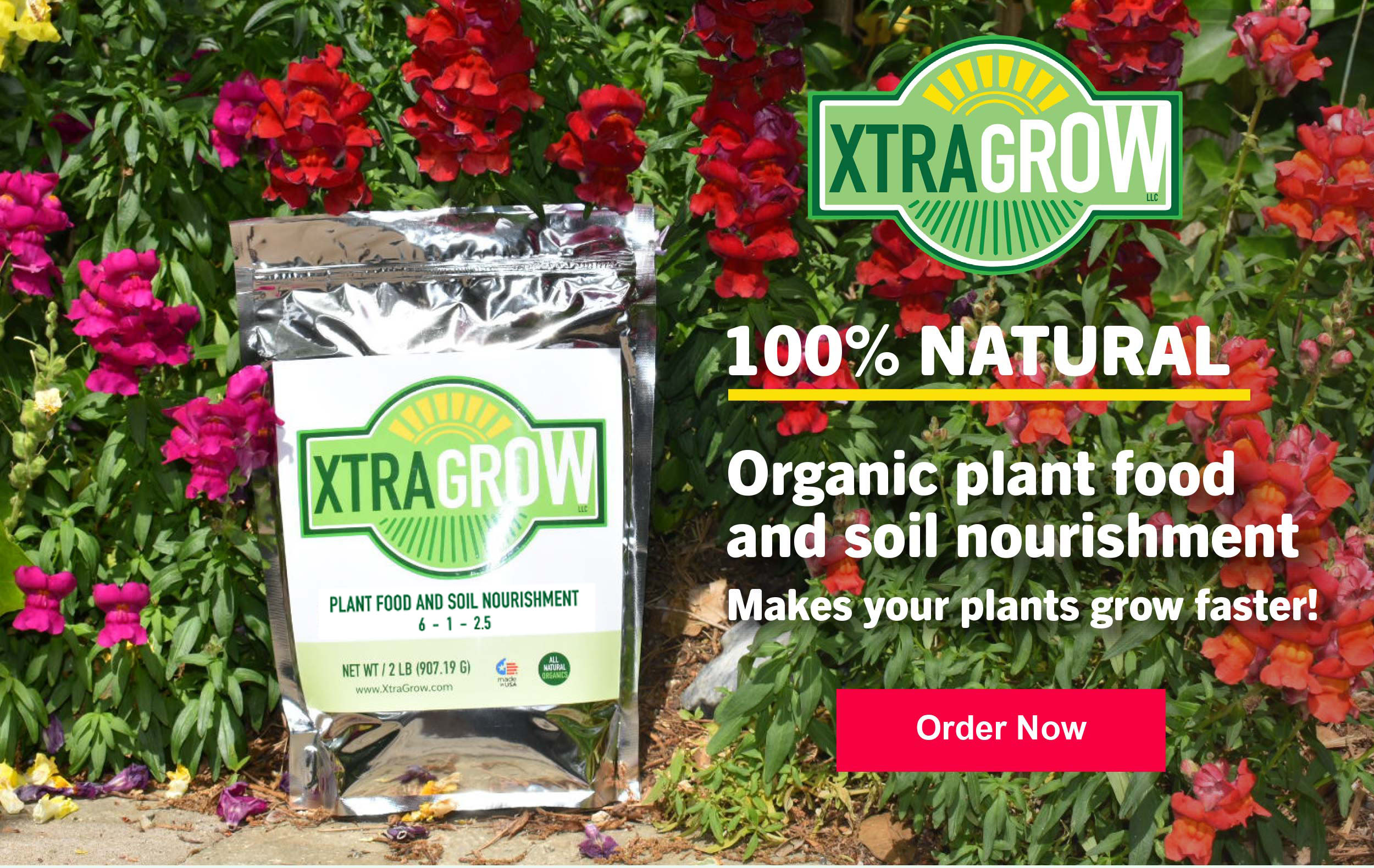 Premium Organic Plant Based Fertilizer Video Tag Picture